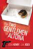 Lisa Henry & J.A. Rock - The Two Gentlemen of Altona  artwork