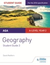 AQA A-level Geography Student Guide 3 Hazards Population And The Environment