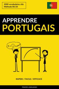 Apprendre le portugais: Rapide / Facile / Efficace: 2000 vocabulaires clés La couverture du livre martien