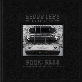 Geddy Lee's Big Beautiful Book of Bass book