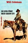 Die Spur Fhrt Nach Carson City