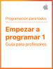 Apple Education - Empezar a programar 1 ilustraciГіn