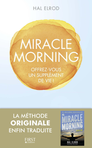 Miracle Morning La couverture du livre martien