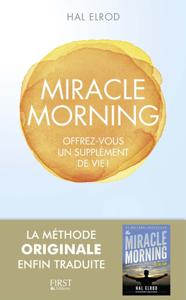 Miracle Morning Couverture de livre