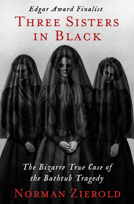 Three Sisters in Black - Norman Zierold book