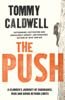 Tommy Caldwell - The Push artwork