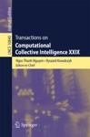 Transactions On Computational Collective Intelligence XXIX