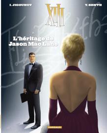 XIII  - tome 24 - L'Héritage de Jason Mac Lane