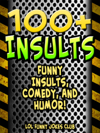100+ Insults book