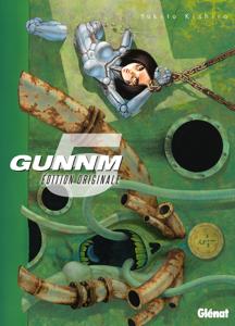 Gunnm - Édition originale - Tome 05 La couverture du livre martien