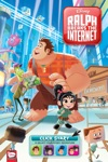 Disney Ralph Breaks The Internet Click Start-- Select-Your-Story Adventure Graphic Novel