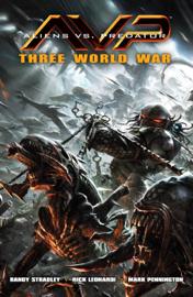 Aliens vs. Predator: Three World War book