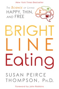 Bright Line Eating Book Cover