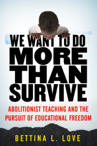 We Want to Do More Than Survive Book Cover