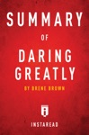 Summary Of Daring Greatly