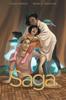 Brian K. Vaughan & Fiona Staples - Saga 9 artwork