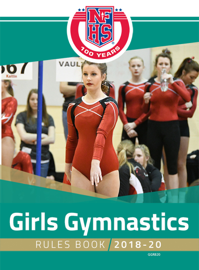 2018-20 Girls Gymnastics Rules Book book