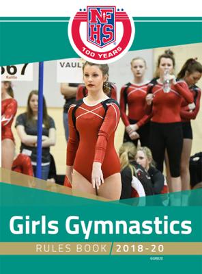 2018-20 Girls Gymnastics Rules Book - NFHS book