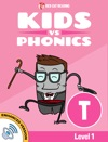 Learn Phonics T - Kids Vs Phonics
