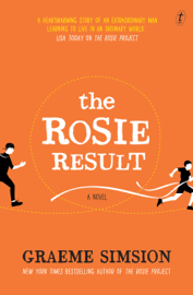 The Rosie Result book