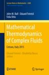 Mathematical Thermodynamics Of Complex Fluids