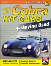How To Build Cobra Kit Cars  Buying Used