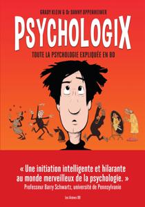 Psychologix La couverture du livre martien
