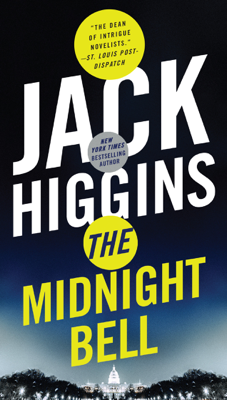 The Midnight Bell - Jack Higgins book