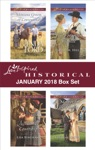 Love Inspired Historical January 2018 Box Set