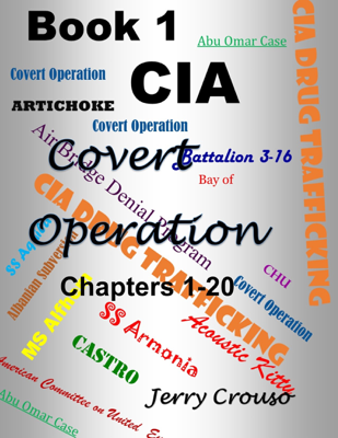 Book 1 CIA Covert Operations - Jerry Crouso book