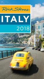 Rick Steves Italy 2018 book