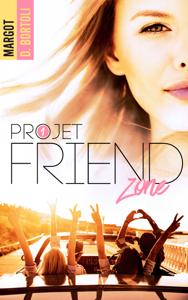 Projet friendzone La couverture du livre martien