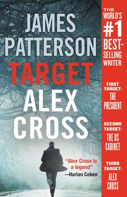 James Patterson - Target: Alex Cross book
