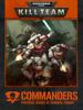 Games Workshop - KILL TEAM: COMMANDERS Enhanced Edition artwork