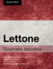 Giovanni Zeffiro - Dizionario Tascabile Lettone artwork