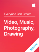 Video, Music, Photography, Drawing