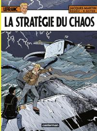 Lefranc (Tome 29) - La stratégie du chaos