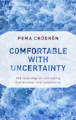 Comfortable with Uncertainty Book Cover