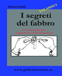 I Segreti Del Fabbro Libro Cover