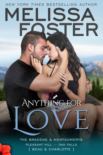 Anything For Love Book