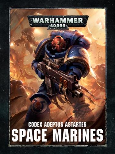 Games Workshop - Codex: Space Marines