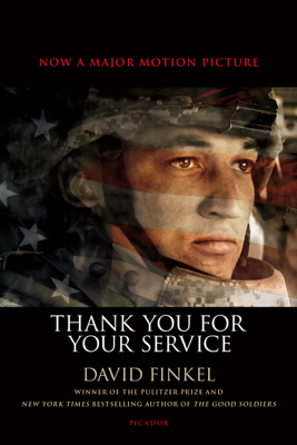 Thank You for Your Service - David Finkel book