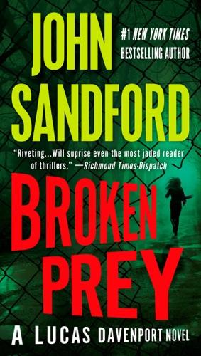 John Sandford - Broken Prey