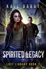 Spirited Legacy book