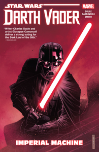 Star Wars: Darth Vader: Dark Lord Of The Sith Book Cover
