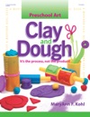 Preschool Art Clay  Dough