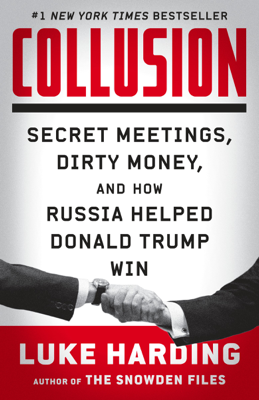 Collusion - Luke Harding book