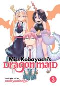 Miss Kobayashi's Dragon Maid Vol. 3