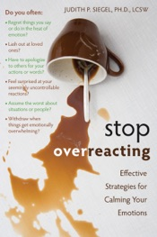 Download and Read Online Stop Overreacting