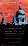 Christian Radicalism In The Church Of England And The Invention Of The British Sixties 1957-1970